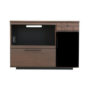 国産 デザイナーズ コルク 120カウンター  キッチンカウンター 食器棚 キッチンボード キッチン収納 食器収納 レンジ台120cm 引き出し 机 木製|lamp