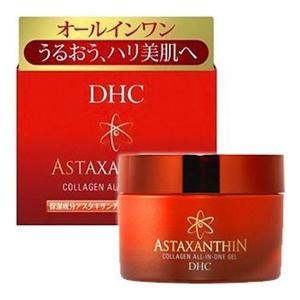 DHC アスタキサンチン コラーゲン オールインワンジェル SSサイズ 80g ディーエイチシー アスタキサンチン 化粧水 ジェル クリーム|lamp