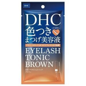 DHC アイラッシュトニック ブラウン 6g ディーエイチシー まつ毛美容液|lamp