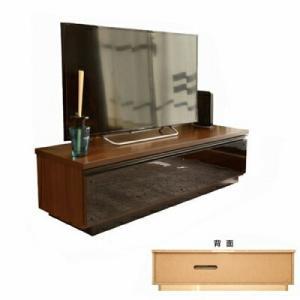 国産 完成品  サタン 120ローボード ブラウン TVボード 120cm テレビラック TVラック AVラック 木製テレビラック 木製TV|lamp