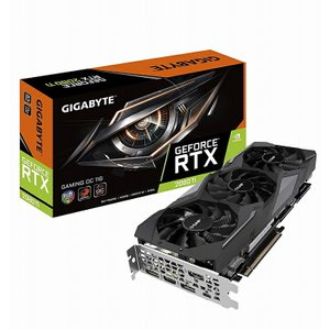 Black with Free Cell Phone Charging Cable Barrowch Full Coverage GPU Water Block with Horizontal Terminal Connector for GIGABYTE AORUS RTX2080Ti Aurora