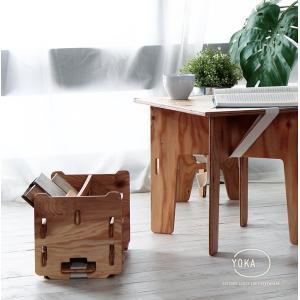 畳める工具箱・小物入れ YOKA ツールボックス|lamp|02