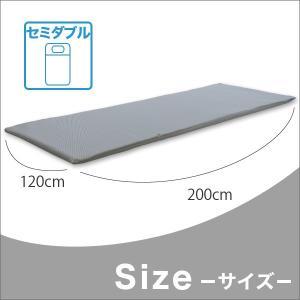 日本製 ファインエアー(R)シリーズプレミアムエアー(スタンダード450)セミダブル|lamp|02
