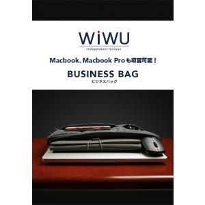 wiwu 12インチ ビジネスバッグ インナーバッグ PCケース 2色|lamp|02