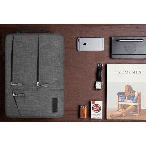 wiwu 12インチ ビジネスバッグ インナーバッグ PCケース 2色|lamp|16