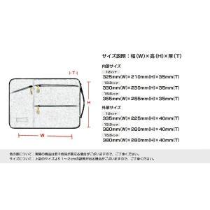 wiwu 12インチ ビジネスバッグ インナーバッグ PCケース 2色|lamp|05