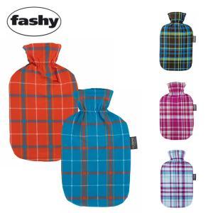 ファシー 湯たんぽ タータン チェック 6536 ロリポップ...