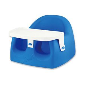 カリブ 椅子 PM3386 ソフトチェアー ブルー|lampeberger