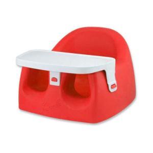 カリブ 椅子 PM3386 ソフトチェアー レッド