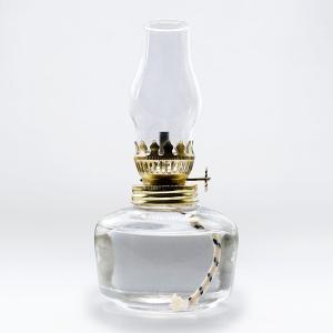 ハーバリウムランプ 容器 にも最適 アンティーク風オイルランプ (150cc)