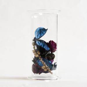 ガラス瓶 6個セット 1個¥108  (ブリザーブドフラワー グラスボトル 花瓶  )|lampoil-store