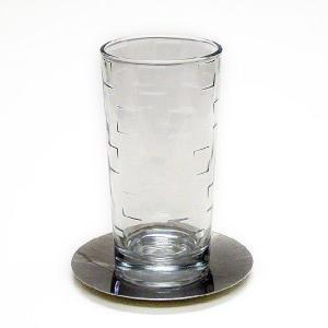 オイルランプ60ccベーシック専用 タイルロング グラスキャンドルホルダー|lampoil-store