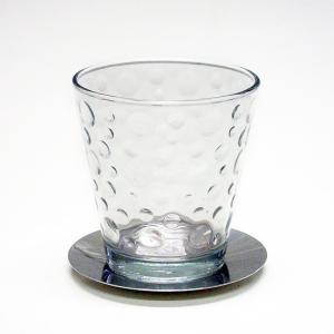 オイルランプ用 ガラスランプホルダー 「ドット」 50ccベーシックランプ専用|lampoil-store