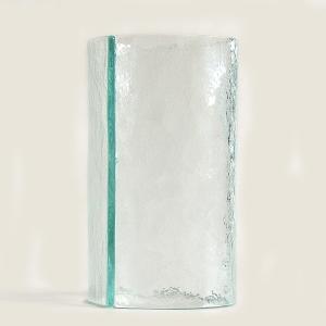 オイルランプ ガラスホヤ グリーンロール|lampoil-store