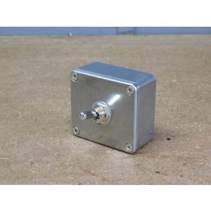 アルミボックススイッチ トグルタイプA|lamps1122