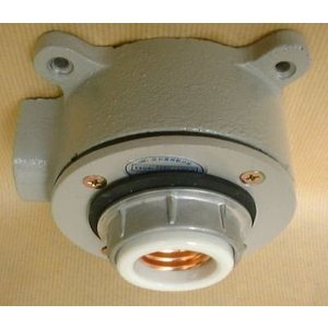電灯座器具(ボックス付) 203  (E26)|lamps