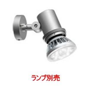 岩崎屋外スポットライト ダークシルバー ESP18001/S|lamps