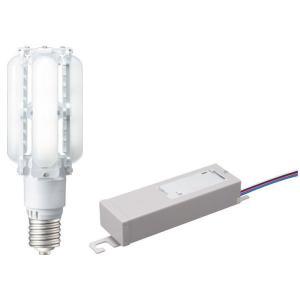 岩崎 LEDioc LEDライトバルブHF200W相当  56W垂直点灯昼白色 〈E39口金〉 LDTS56N-G-E39(旧LDTS72N-G-E39D)  電源ユニットLE056035HSZ1/2.4-A1セット|lamps