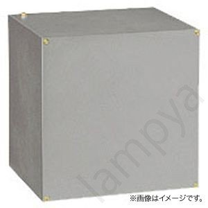 公共建築工事標準仕様 プルボックス 100×100×75KG(100 100 75KG)〔代引不可〕|lampya