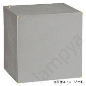 公共建築工事標準仕様 プルボックス 250×250×100KG(250 250 100KG)〔代引不可〕|lampya