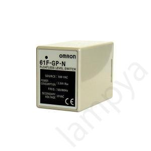 オムロン(OMRON) 61F-GP-NAC100V フロートなしスイッチ(コンパクト・プラグインタイプ)|lampya