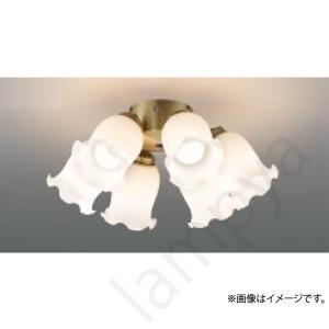 LEDシーリングファン S-シリーズ クラシカルタイプ専用灯具 AA41903L コイズミ照明 lampya