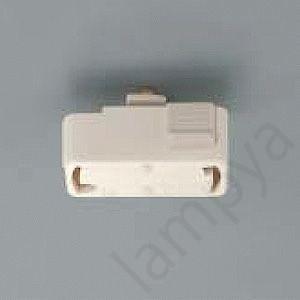 スライドコンセント用引掛シーリング AEE590114 白 コイズミ照明(ライティングレール/配線ダクトレール)|lampya