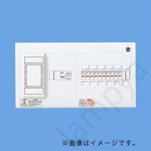 分電盤 ドアなし リミッタスペース付 スッキリパネルコンパクト21ヨコ1列露出形4+4 40A BQWB3444 パナソニック|lampya