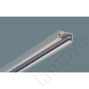 アース付配線ダクトレール本体 2m シルバー DH0202E パナソニック(ライティングレール)|lampya