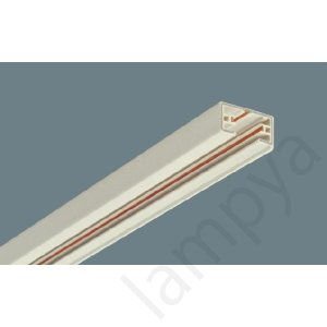 アース付配線ダクトレール本体 2m 白 DH0212EK パナソニック(ライティングレール)|lampya