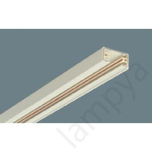 100V配線ダクトレール本体 1.345m 白 DH0219 パナソニック(ライティングレール)|lampya