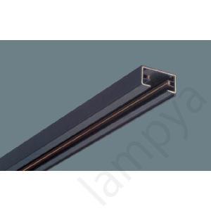 100V配線ダクトレール本体 2m 黒 DH0222 パナソニック(ライティングレール)|lampya