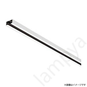 100V 配線ダクトレール 本体 1m ホワイト DH2611W パナソニック(ライティングレール)|lampya