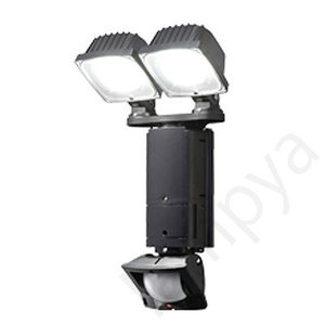 LEDセンサーライト EL-202L(EL202L)LED2灯タイプ オプテックス OPTEX|lampya