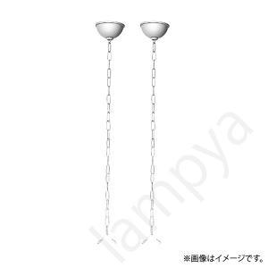 FF012CL100W(FF01W+2CL100W)非常用照明器具 チェーン吊具 岩崎電気|lampya