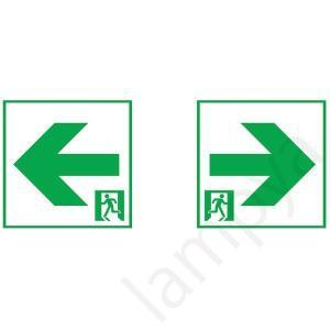 FK10086 通路 誘導灯用 適合表示板 両面用|lampya