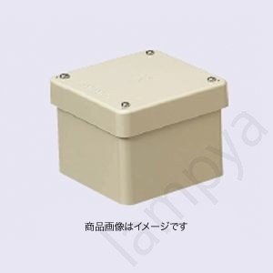 未来工業 防水プールボックス カブセ蓋 自在板付 FVP-1515BJ/FVP-1515BM/FVP-1515B 150×150×150|lampya