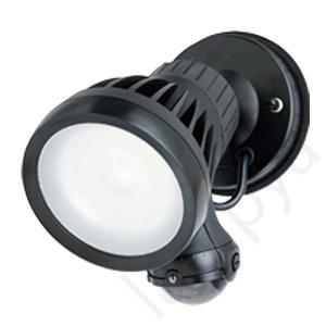 在庫あり LEDセンサーライト ON/OFFタイプ LA-10PROLED(LA10PROLED)オプテックス|lampya