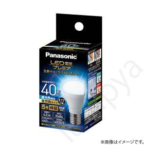 LED電球 小形電球タイプ LDA4DGE17Z40ESW2 パナソニック|lampya