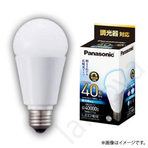 LED電球 一般電球タイプ LDA7D-G/K40/D/W(LDA7DGK40DW)広配光タイプ(調光器対応)・E26口金 パナソニック|lampya