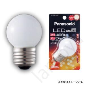 LED電球 LED装飾電球 LDG1L-G/W(LDG1LGW)E26口金 パナソニック|lampya