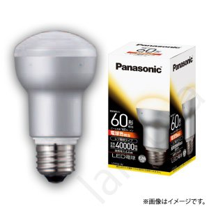 LED電球 レフ電球タイプ LDR6L-W(LDR6LW)E26口金 パナソニック|lampya