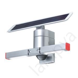 LEDセンサーライト LS-20(S)センサ調光型 ソーラー LED照明(LS20S)オプテックス OPTEX lampya