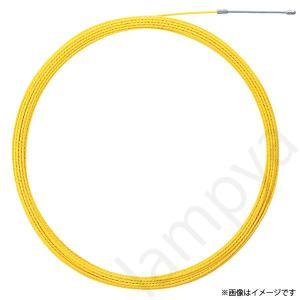 マーベル(MARVEL) スネークライン 50m  イエロー MW-550S【MW550S】ミノル工業|lampya