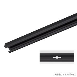 ライティングレール VI形(黒色/ブラック)4m NDR0214(K)(NDR0214K)東芝ライテック 配線ダクトレール|lampya