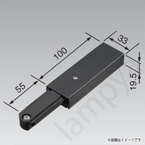フィードインキャップ VI形(黒色/ブラック)NDR0231(K)(NDR0231K)東芝ライテック...