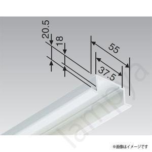 埋込枠 3m VI形(白色/ホワイト)NDR0260 東芝ライテック(ライティングレール・配線ダクトレール用)|lampya