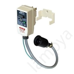 テンパール工業 プラグ形漏電遮断器 漏電保護プラグ PD-R(PDR)GRPD11015BC lampya