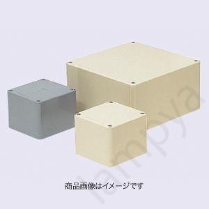 未来工業 プールボックス PVP-3010J/PVP-3010M/PVP-3010 正方形(ノック無)300×300×100 lampya