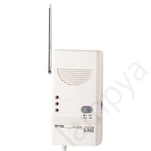 オプテックス OPTEX 防犯センサー 3ゾーン/1ゾーン警戒用レシーブステーション S-RS5【SRS5】 lampya